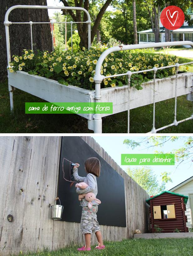 jardim charmoso