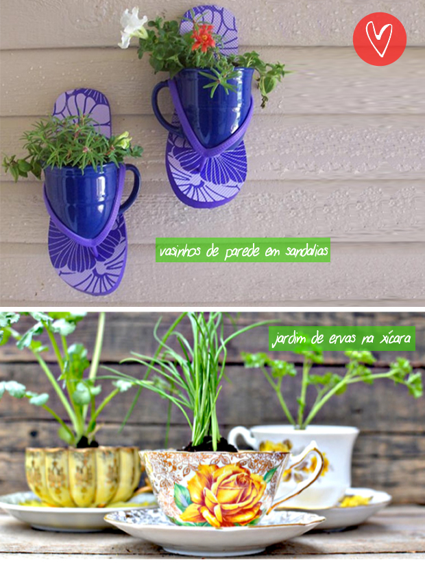 jardim faça você mesmo