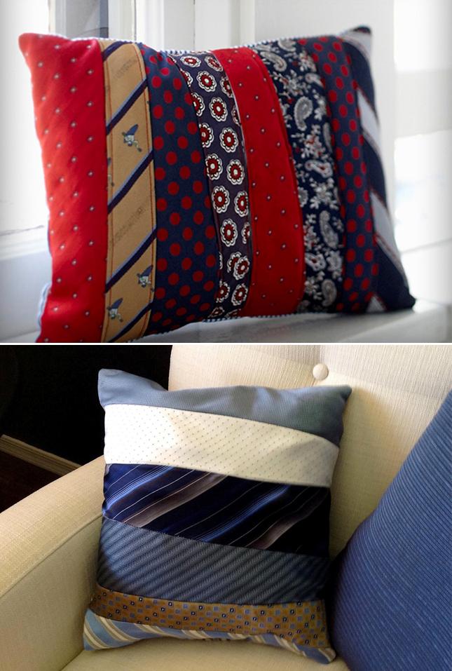 decnet almofada de gravata