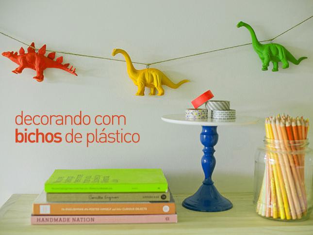 decoradornet bichos plastico capa
