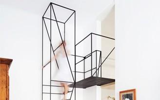escada loft