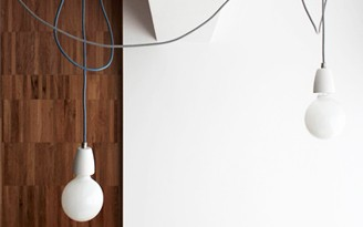 sobre lampadas e fios