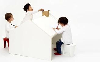 mesa casinha