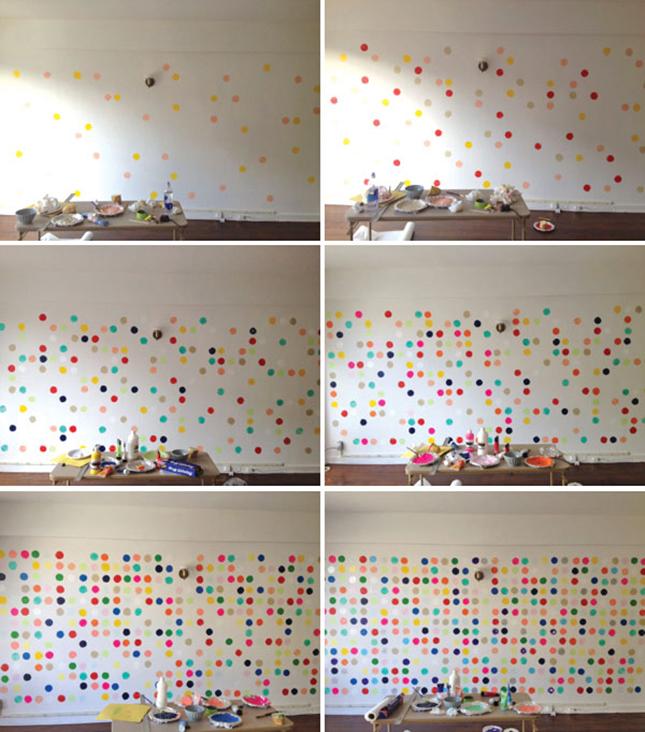 decoradornet-diy-parede-de-bolinhas-03