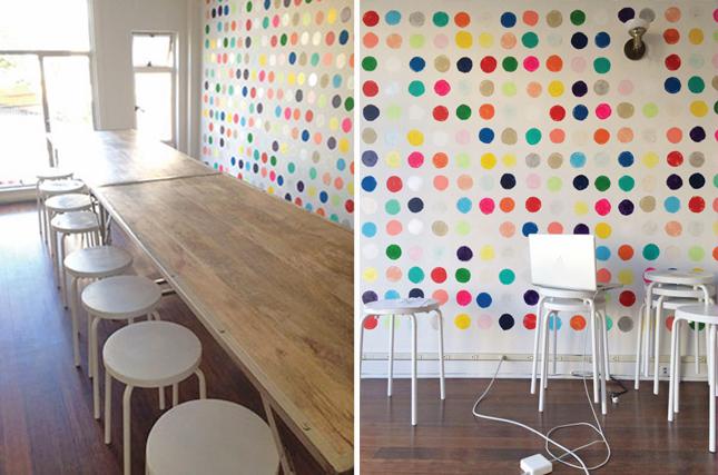 decoradornet-diy-parede-de-bolinhas-04