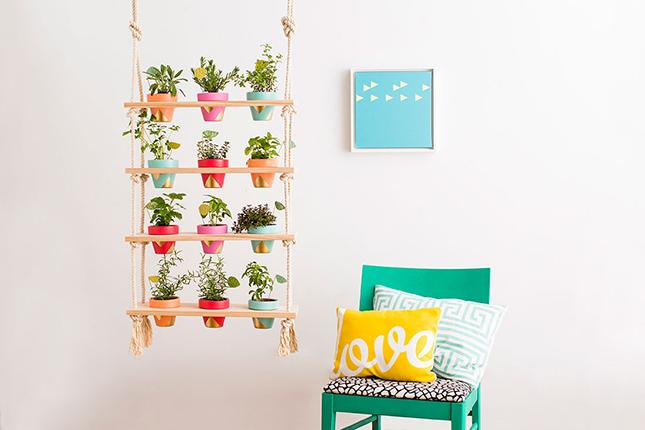 decoradornet-diy-jardim-vertical-colorido-pronto