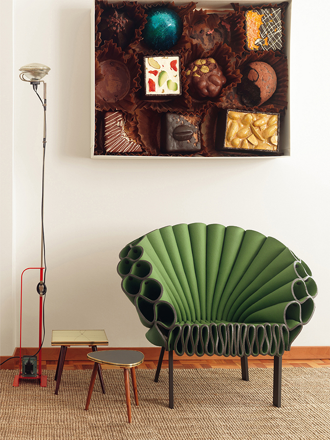 Cappellini Peacock Chair