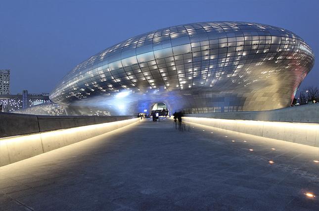 Dongdaemun Design Plaza - 2014