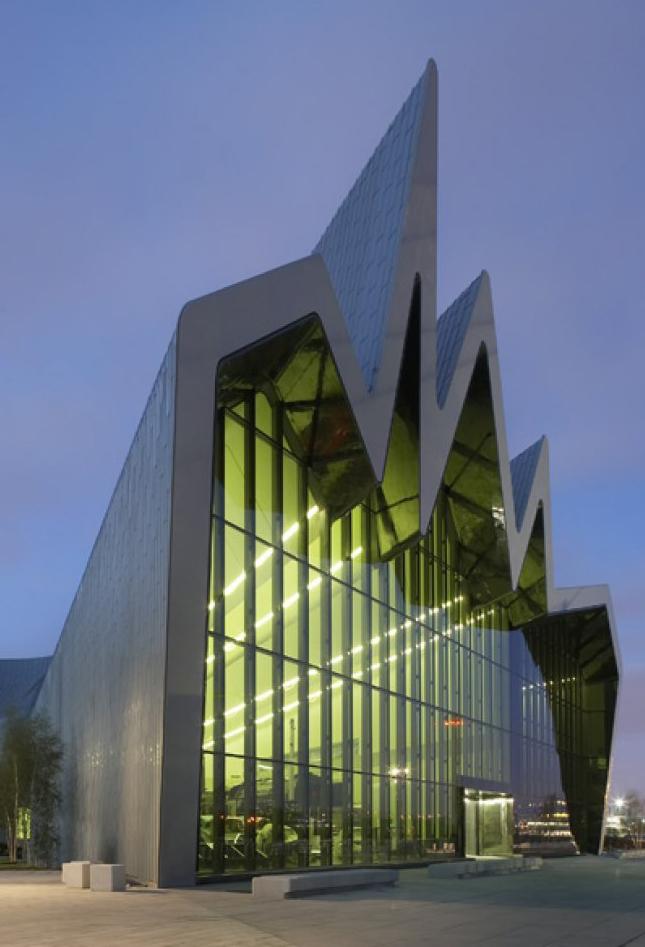 Riverside Museum - 2007