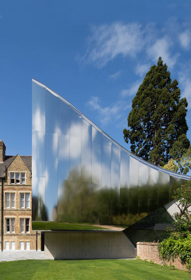 Investcorp Building, Oxford