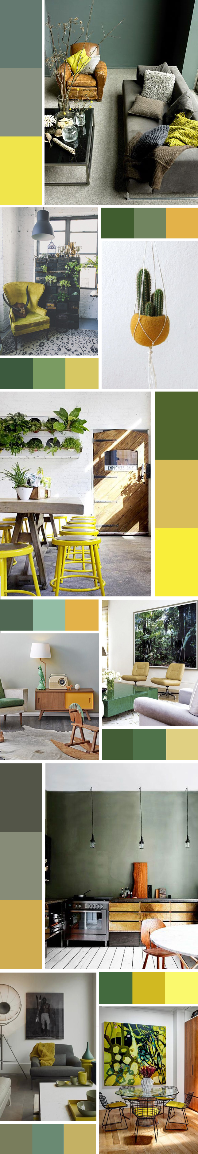 decoradornet-copyright-inspiracao-colorida-verde-terra-e-amarelo
