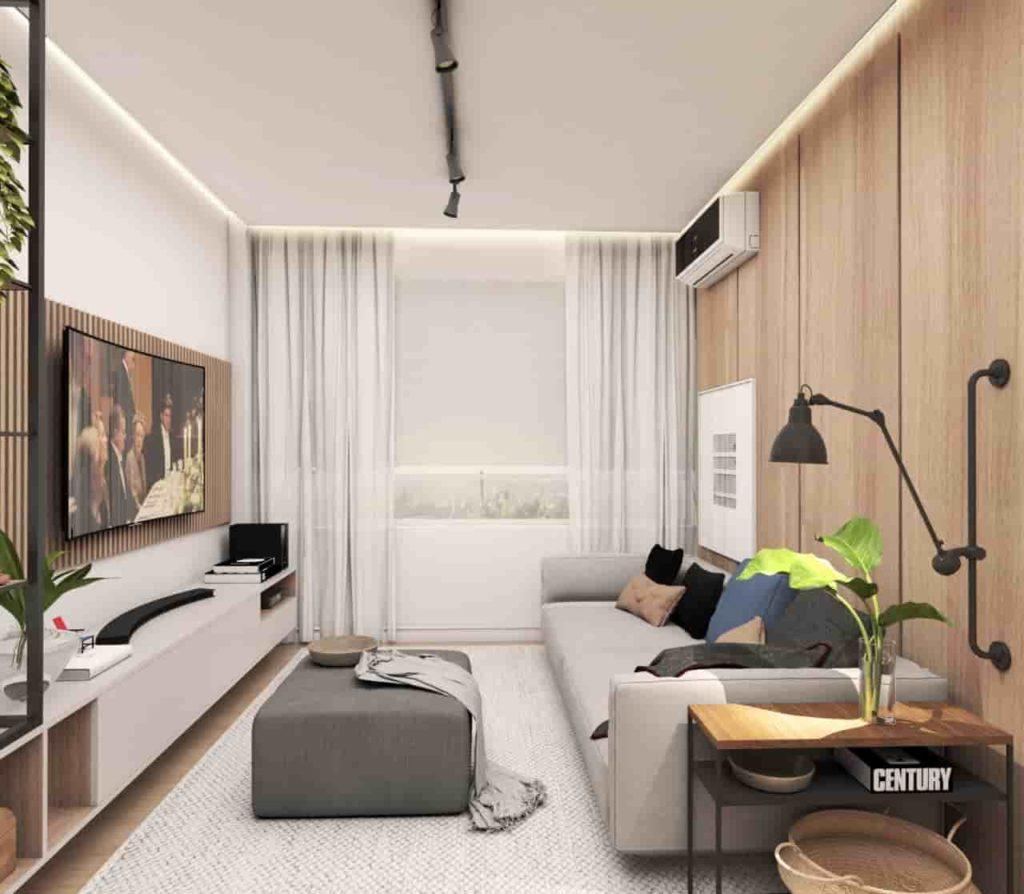 decoração online da sala de estar decoradornet